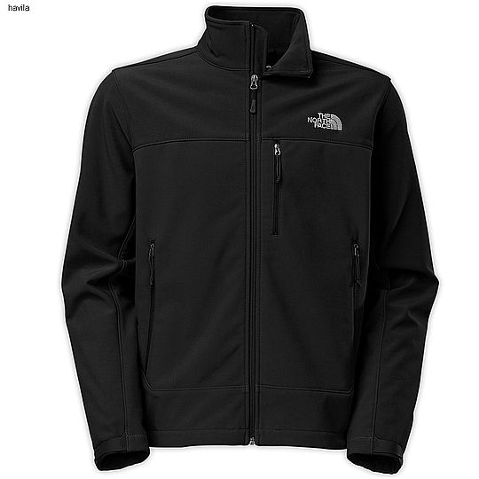 The North Face Apex Bionic Jacket Men Black