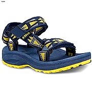 סנדלי ילדים Hurricane 2 Mosaic Navy/yellow - Teva