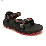 סנדלי ילדים Hurricane 2 peak grey black red  Teva