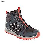 נעלי נשים TNF Litewave FP II mid GTX Grey/red